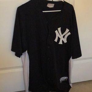 Authentic Yankees Batting Practice Jersey